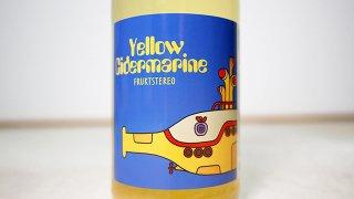 [2300] Yellow cidermarine 2018 FRUKTSTEREO / イエロー・サイダーマリン 2018 フルクステレオ