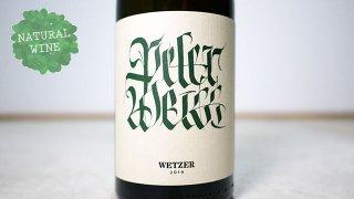 [2200] Peter Weiss 2019 PETER WETZER / ピーダー・ヴァイス 2019 ピーター・ヴェツァー