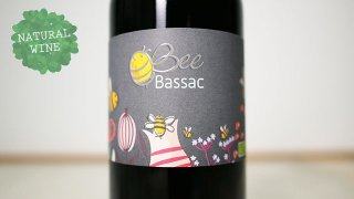 [1725] Bassac Bee Rouge 2019 Domaine Bassac / バサック・ビー・ルージュ 2019 ドメーヌ・バサック