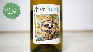 [1950] Vin De Frantz Chenin/Chardonnay 2019 Frantz Saumon / ヴァン・ド・フランツ・シュナン/シャルドネ 2019 フランツ・ソーモン