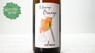 [2750] L'etrange Orange 2019 LOUIS MAURER / レトランジェ・オレンジュ 2019 ルイ・モーラー