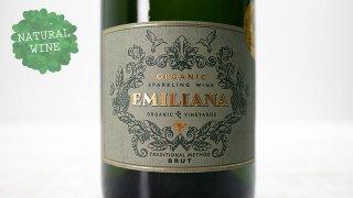 [1485] Emiliana Organic Sparkling Brut NV Emiliana Vineyards / エミリアーナ オーガニック・スパークリング・ブリュット NV