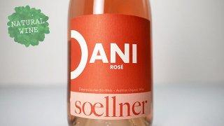 [1750] DANI Rose 2020 Weingut Soellner / ダーニ・ロゼ 2020 ヴァイングート・スールナー