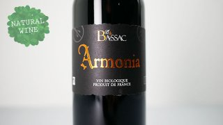 [1275] Bassac Armonia Rouge 2018 Domaine Bassac / バサック・アルモニア・ルージュ 2018 ドメーヌ・バサック