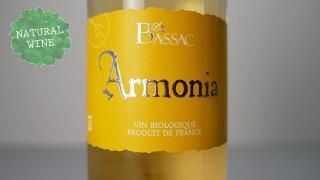 [1275] Bassac Armonia Blanc 2019 Domaine Bassac / バサック・アルモニア・ブラン 2019 ドメーヌ・バサック