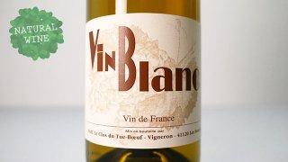 [1950] Vin Blanc 2020 Le Clos du Tue-Boeuf / ヴァン・ブラン 2020 ル・クロ・デュ・チュ=ブッフ