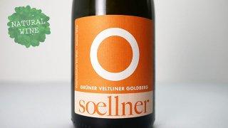 [2100] Gruner Veltliner Goldberg 2019  Weingut Soellner / グリューナー ヴェルトリーナー・ゴルトベルク 2019