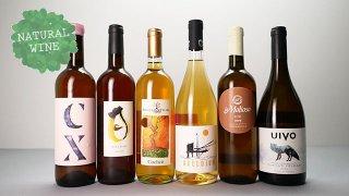 [送料無料] BMO「オレンジワイン&醸し白ワイン6本セット」