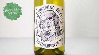 [1550] Screaming Betty 2021 Delinquente Wine / スクリーミング・ベティ 2021 デリンクエンテ