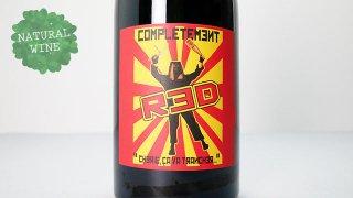 [3675] Completement RED 2019 DOMAINE IN BLACK / コンプレットモン・レッド 2019 ドメーヌ・イン・ブラック
