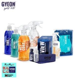 ジーオン GYEON カーケアセット Premium-Kit バス プラス ウェットコート アイアン タイヤ プレサーブ ヴィユー シルクドライヤーM セット 商品