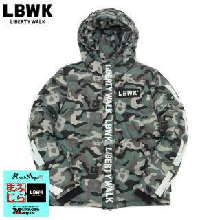 LBWK CAMO ジャケット Khaki