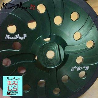 ミラマジ アルミバッキングプレート 台湾正規品 RUPES ルペス 専用品