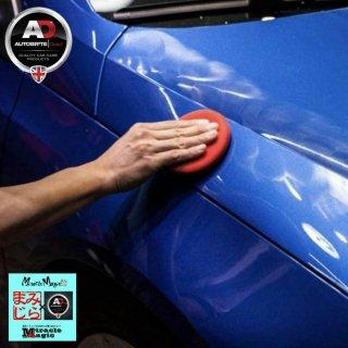 車 洗車 アプリケーター ワックス 塗布 スポンジ レッドフォーム アプリケーター 2個入り Autobrite Direct ワックス 塗布 洗車 メンテナンス 英国製