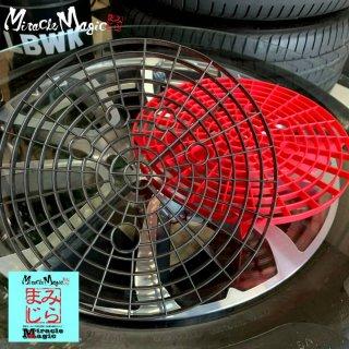 バケツ洗車 ゴミ 再付着 防止 手洗い洗車 洗車キズ防止 車 メンテナンス ミラクルマジック グリットガード 2個 セット商品
