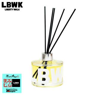LBWL アロマディフューザー ホワイトロゴ