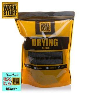 プリンス ドライングタオル 洗車 タオル マイクロファイバー 超吸収 拭き上げ用 タオル 傷防止 速乾性繊維 WORK STUFF メンテナンス