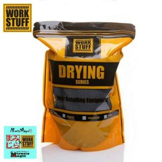 ビースト ドライングタオル 洗車 タオル マイクロファイバー 超吸収 拭き上げ用 タオル 傷防止 速乾性繊維 WORK STUFF メンテナンス