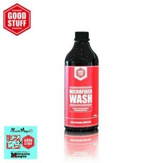 マイクロファイバーウォッシュ 吸水性の回復 マイクロファイバー専用洗剤 洗車 GOOD STUFF メンテナンス