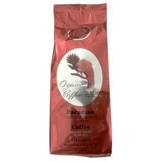パプアニューギニア・オーガニックコーヒー(粉)