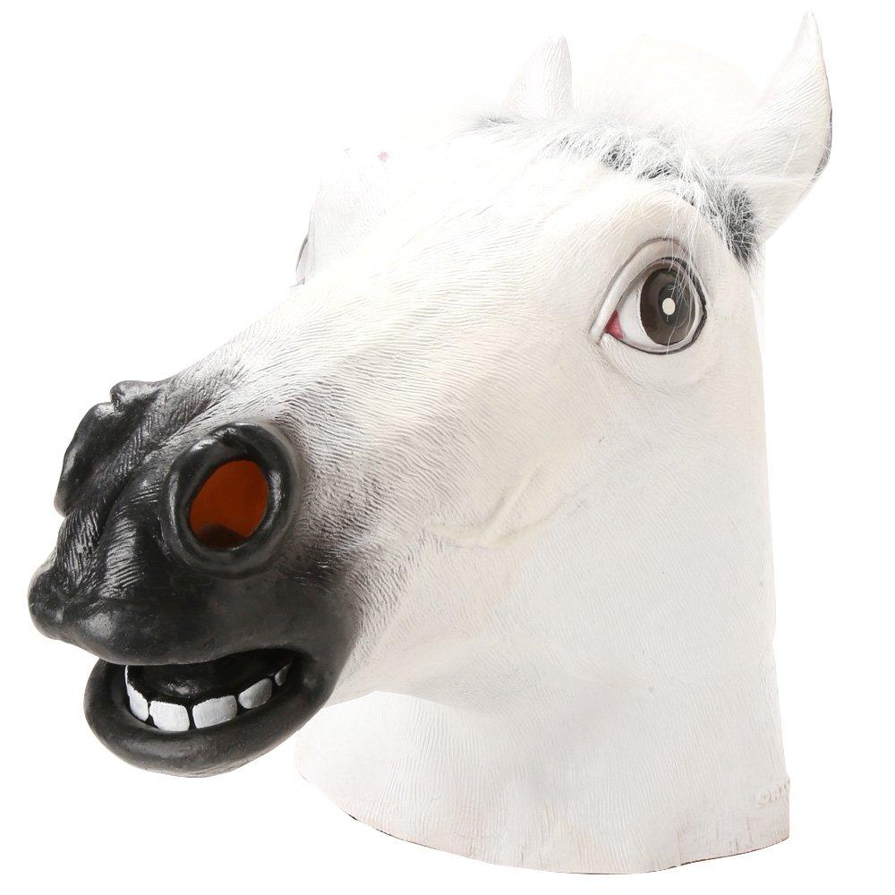 白馬マスク