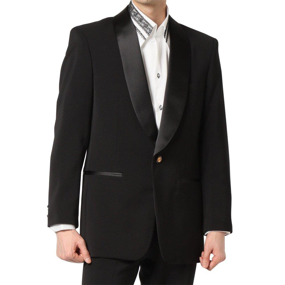 【新色】タキシードジャケット 男女兼用 衣装|カラー:ブラック