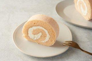 白金ロール プレーンロールケーキ