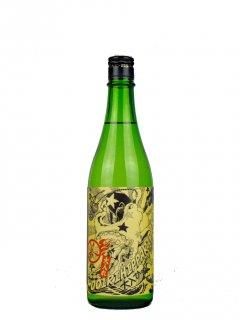 北島酒造<br>純米吟醸<br>大入ひっぱりだこ 火入<br>〔容量〕720ml