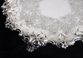 【純銀】1842年 サルヴァ Barnard バーナード