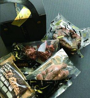 チョコレートの焼き菓子詰め合わせ