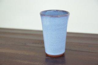 海鼠釉ビアカップ