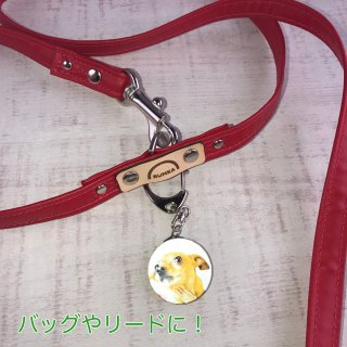<img class='new_mark_img1' src='https://img.shop-pro.jp/img/new/icons5.gif' style='border:none;display:inline;margin:0px;padding:0px;width:auto;' />【受注制作】うちのコ反射材キーホルダー缶バッジ(31ミリ 同柄3個)【納期1か月】