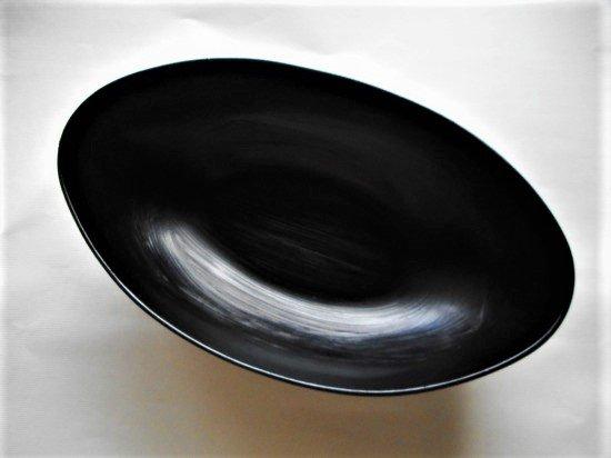 越前漆器 船形鉢