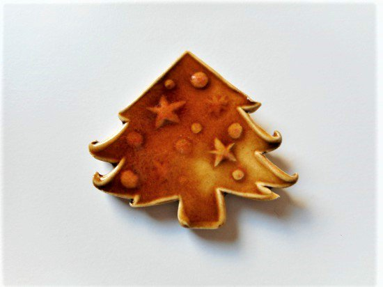 TOMI-kobo クリスマスツリーの箸置き(あめ)