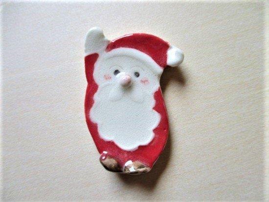 TOMI-kobo サンタクロースの箸置き