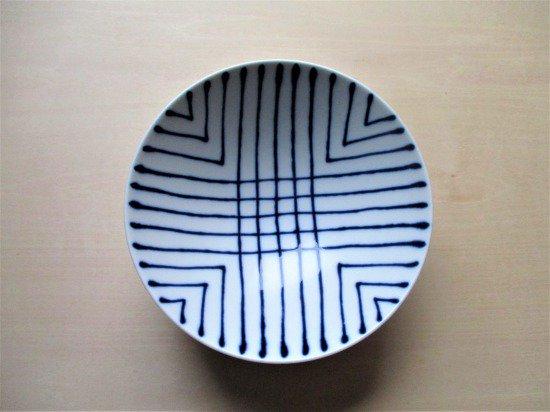 波佐見焼 白山陶器 平茶わん (ST-20)