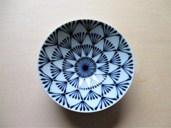 波佐見焼 白山陶器 平茶わん (P-8)