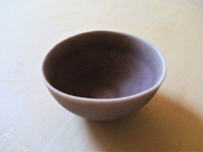 佐々木綾子(AYAKO SASAKI porcelain)coco#1 (あずき色)