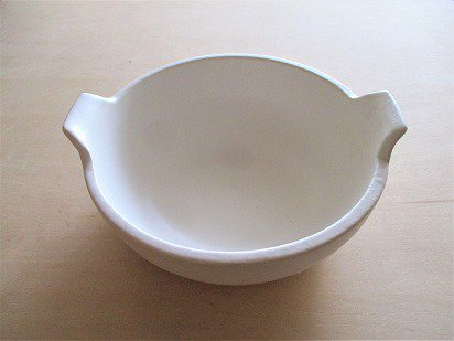 一人用土鍋(白)