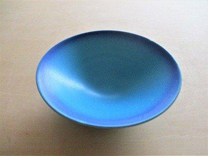 ターコイズ 浅鉢