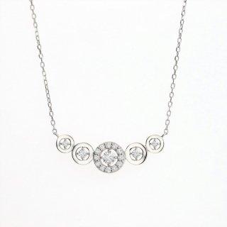 C-LOVE-R PTダイヤモンドネックレス