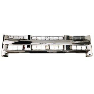 いすゞ 07 エルフ 標準 ハイキャブ 車 オール メッキ フロント グリル ラジエーター グリル H19年1月〜ZERO