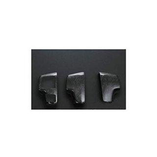 ステアリングパネル スイッチパネル ハイエース200系 4型 3Dインテリアパネル マホガニー調  ZERO