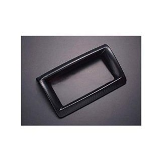 インテリアパネル ナビパネル キャラバン NV350 E26 後期 標準 ワイド 黒木目  ZERO