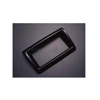 インテリアパネル ナビパネル キャラバン NV350 E26 後期 標準 ワイド ピアノブラック  ZERO