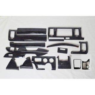 ハイエース 200系 4型 5型 標準 DX インテリアパネル マホガニー