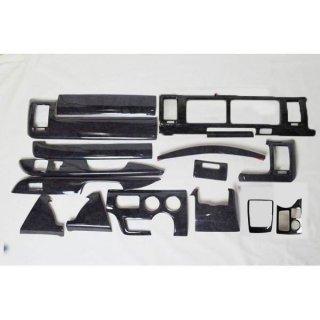 ハイエース 200系 4型 5型 ワイド DX インテリアパネル マホガニー