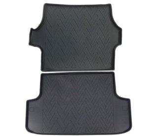 200系 ハイエース レジアスエース 1-6型 標準 DX S-GL 車種専用 保護マット ラゲッジ 水洗 汚れ/傷/水防止 軽い 耐久性 TPO素材 RMLM42+107