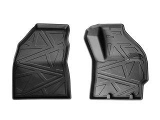 ヤリス/ヤリスクロス YARIS CROSS 車種専用 保護マット 3D フロアマット 1列目 フロント 水洗 汚れ/傷/水防止 軽い 耐久性 TPO素材 RMLM104