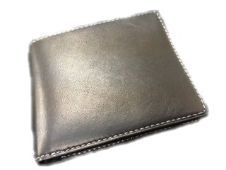 エチオピアシープ 小銭入れ付 二つ折財布 札入 ZEF02
